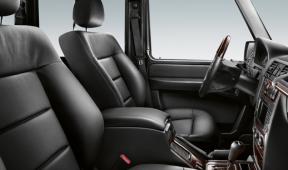 2011-Mercedes-Benz-G550-SUV-Interior-Color-Black-Burl-Walnut-Wood-Trim